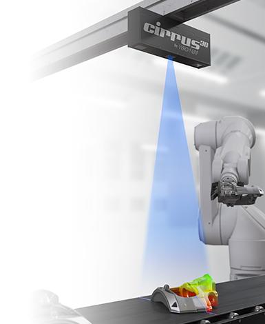 """cirrus <span class=""""exposant"""">3D</span> conveyor"""